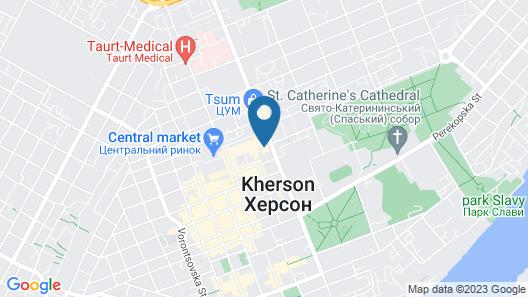 Optima Kherson Map