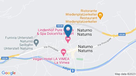 Hotel Schönblick Map