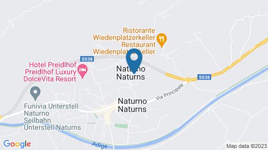 Boutique Hotel Belvedere Map