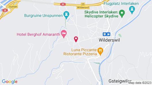 Hostel Chalet Stöckli Map