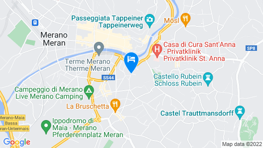 Park Hotel Mignon Map