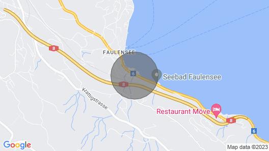 Apartment Metamorphosis in Faulensee - 2 Persons, 1 Bedrooms Map