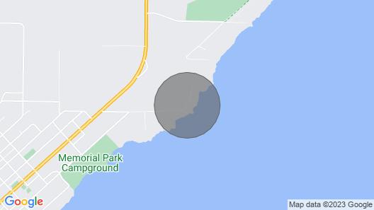Hidden Cove Washburn Lake Home Map