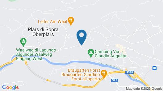 Hotel Residence Restaurant MaVie Map