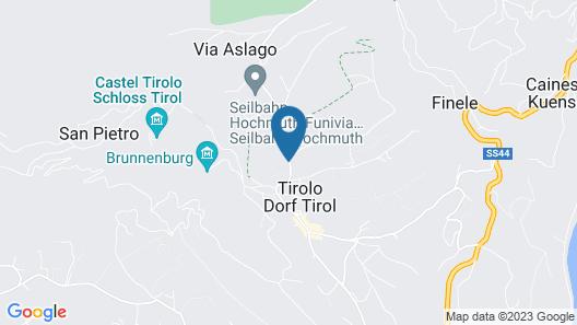 Residence Lenzenau Map