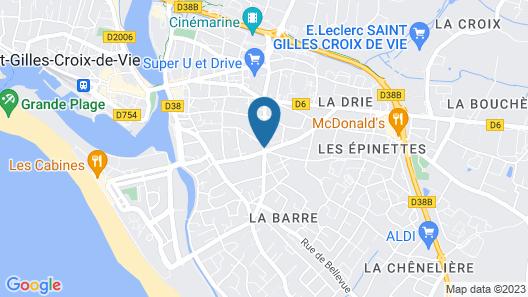 Edena Map
