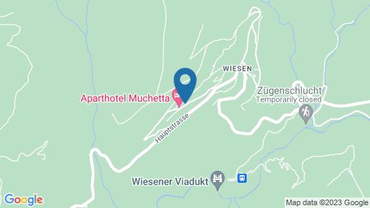 Aparthotel Muchetta Map
