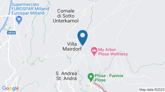 My Arbor Map