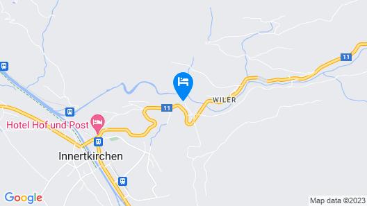 Ufem Egg Ferienwohnungen Map