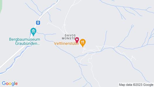Hotel Ducan Map