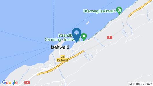 Boutique Hotel Bellevue Map
