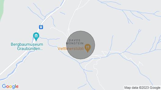 3 Zimmerwohnung mit Terrasse Map