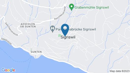 Bären Sigriswil Map