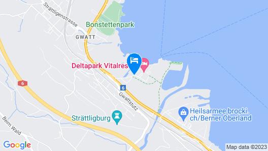 Deltapark Vitalresort Map
