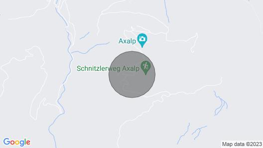 Vacation home Burehüsli in Axalp - 5 persons, 2 bedrooms Map
