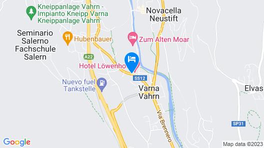Löwenhof Map