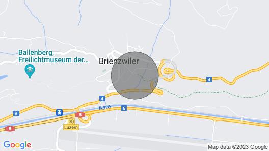 Vacation Home Hüsli in Brienzwiler - 4 Persons, 1 Bedrooms Map