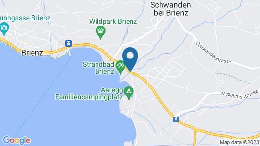 Brienz Map