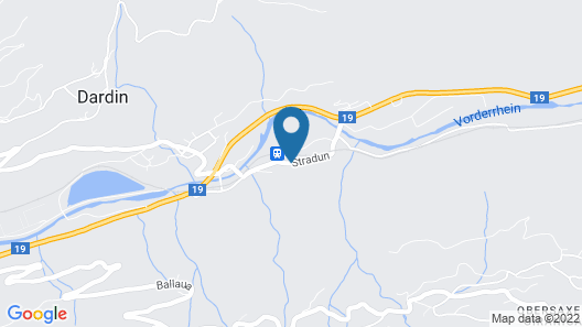Charming Wooden House in Switzerland! Map