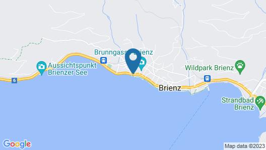 Hotel Brienzerburli Map