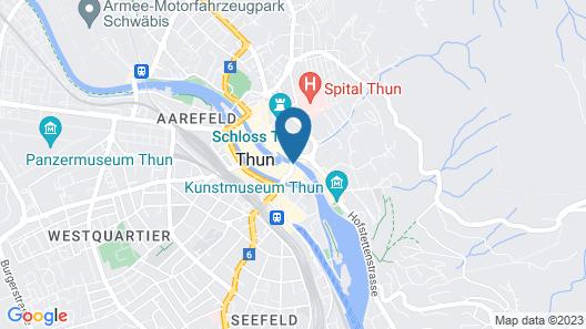 Freienhof Hotel Map