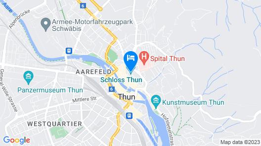 Boutique Hotel Schlossberg Map