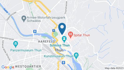 Hotel Emmental Map