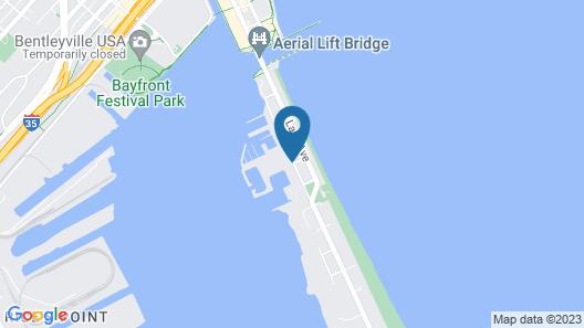 Park Point Marina Inn Map