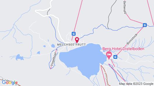 Frutt Mountain Resort Map