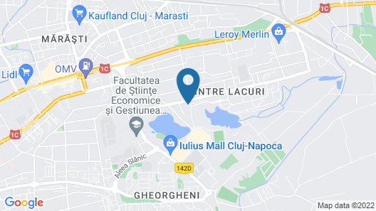 RESIDENCE Il Lago Map