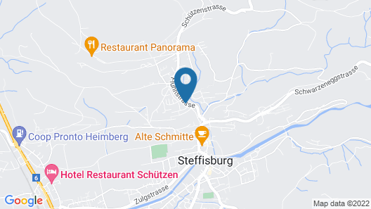 Vacation Home Maranatha in Steffisburg - 12 Persons, 4 Bedrooms Map