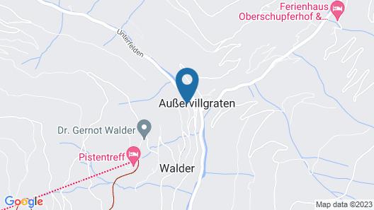 Edelberg Apartments Map