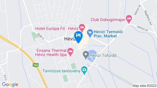 Hotel Kalma Map