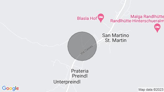 Apartment Hofchalet Heu - Örlerhof With Mountain View, Wi-fi, Sauna, Garden & Terrace; Parking Available Map