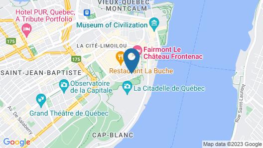 Château de Pierre Map