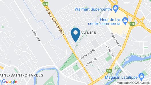 SmileKonnects International House Map