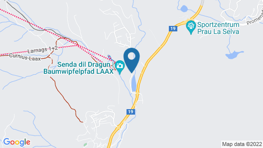 rocksresort Map