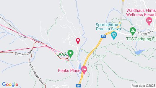 Bündnerhaus Map