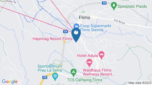 Hapimag Resort Flims Map