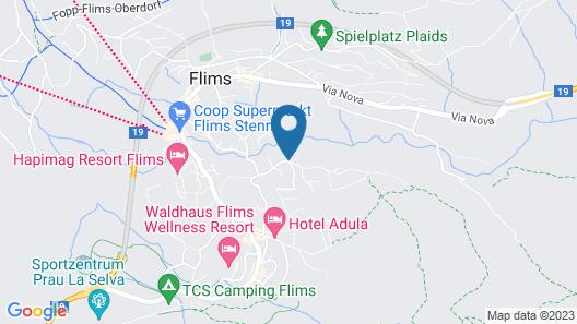 Hotel Surpunt Map