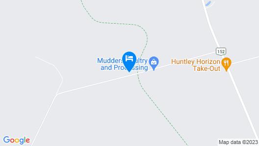 Quiet peaceful getaway Map