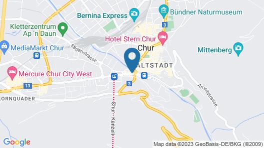 Chur Map