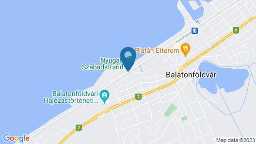 BF Hotel Map