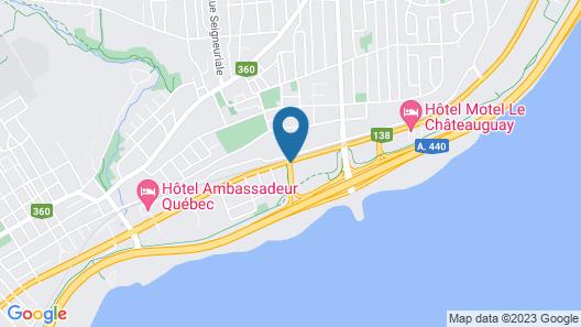 Littoral - Hotel & Spa Map
