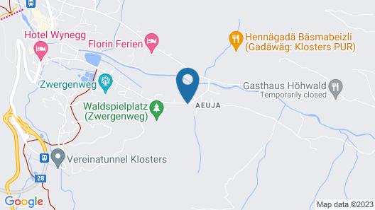 Gemsli Hotel Alte Post Map