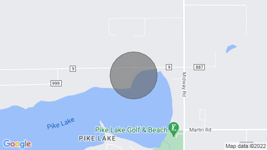 A Gem of a Lake Home on Gorgeous Pike Lake 15 Minutes From The Duluth Harbor Map