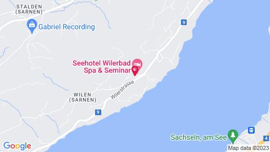 Seehotel Wilerbad Map