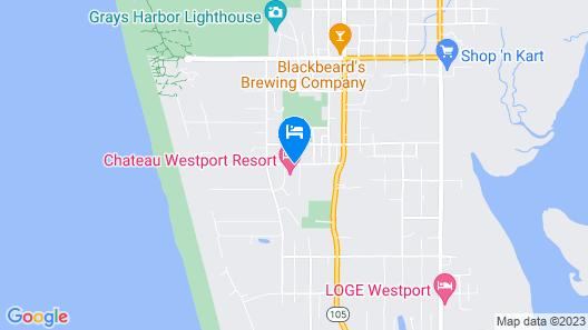 Chateau Westport Resort Map