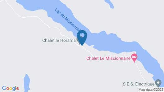 Le Secret du lac Map
