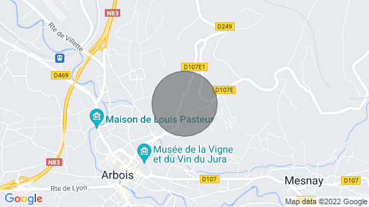 Gite au Figuier - Studio Duplex 2/4 People Map